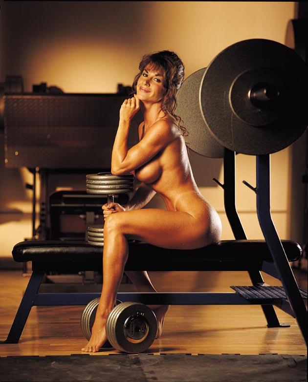 Фото бодибилдинг женщины ню или другие фото Красивые модели в чулках.